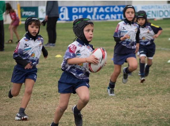 Escuelas rugby la vila