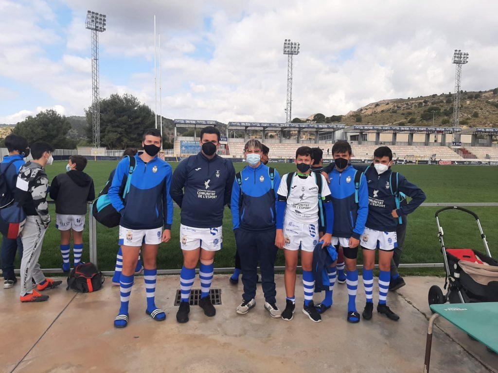 escuela rugby la vila