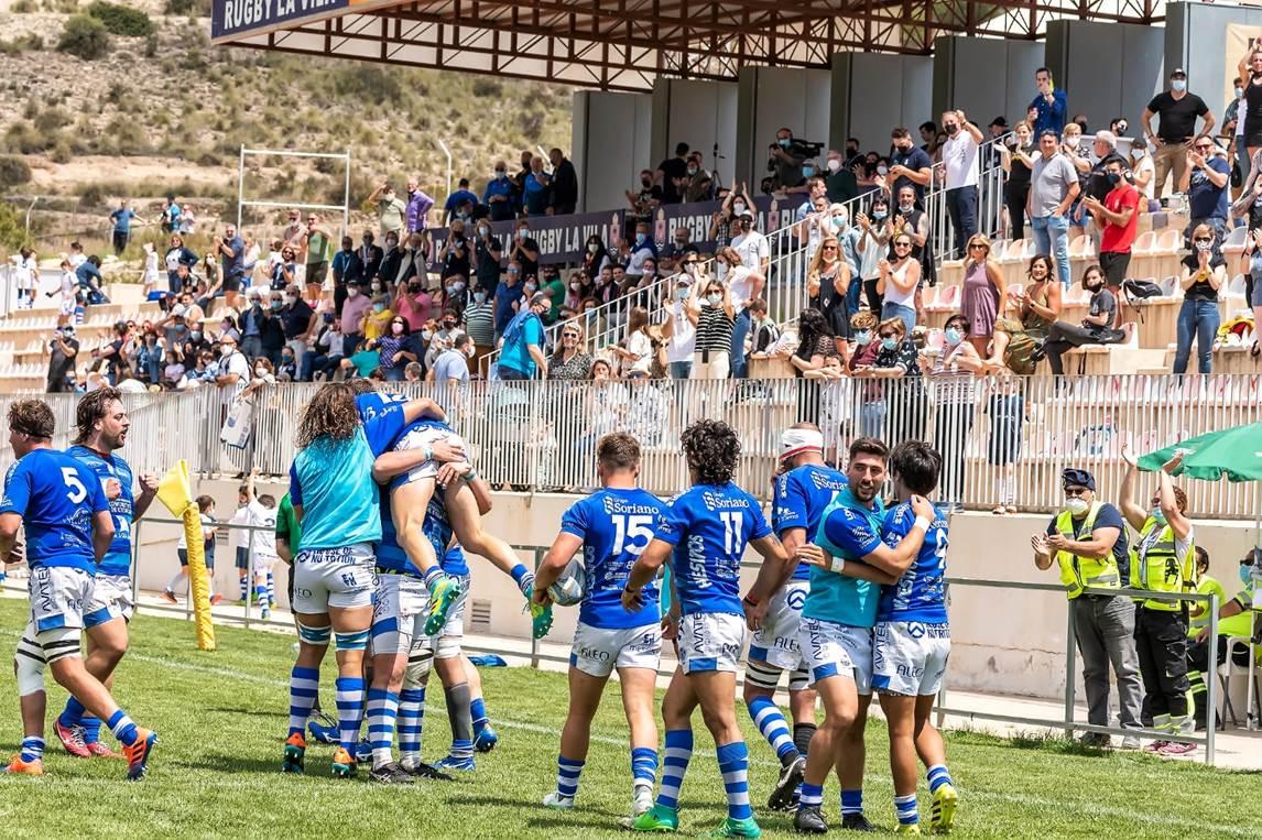 La Vila Rugby en el mejor momento de su historia