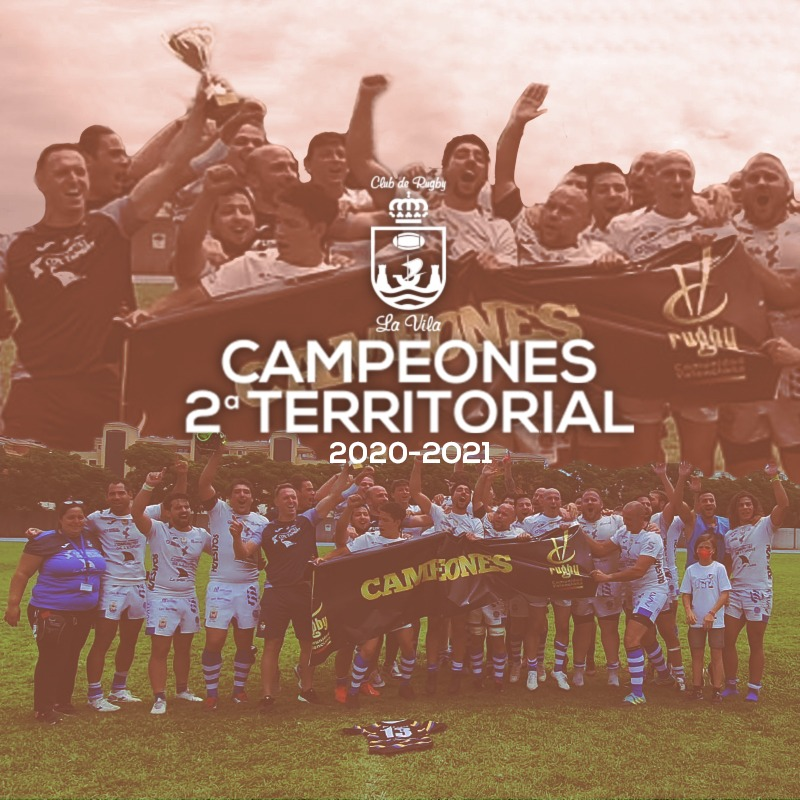 campeones 2ª territorial