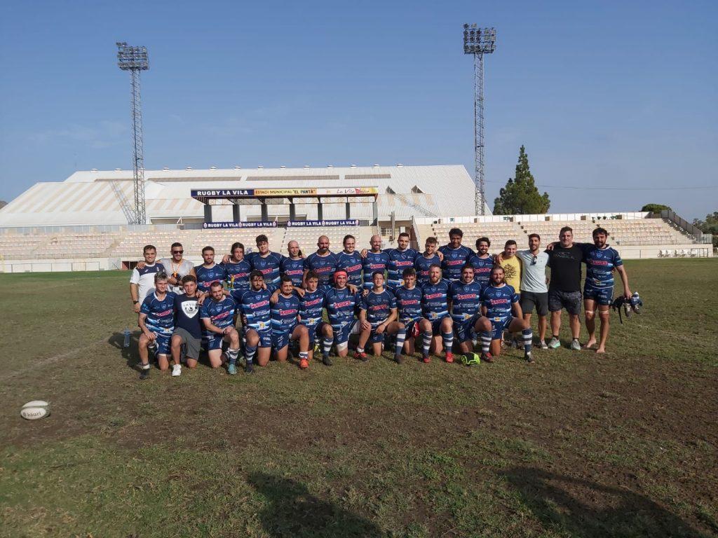Segundo equipo - Rugby La Vila